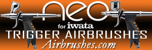 Neo for Iwata Trigger Airbrushes