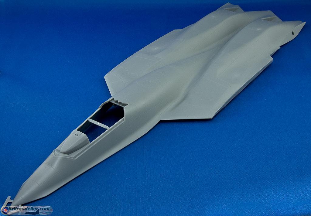 Hobby Boss 1:48 YF-23 Prototype #81722 - HobbyBoss Models