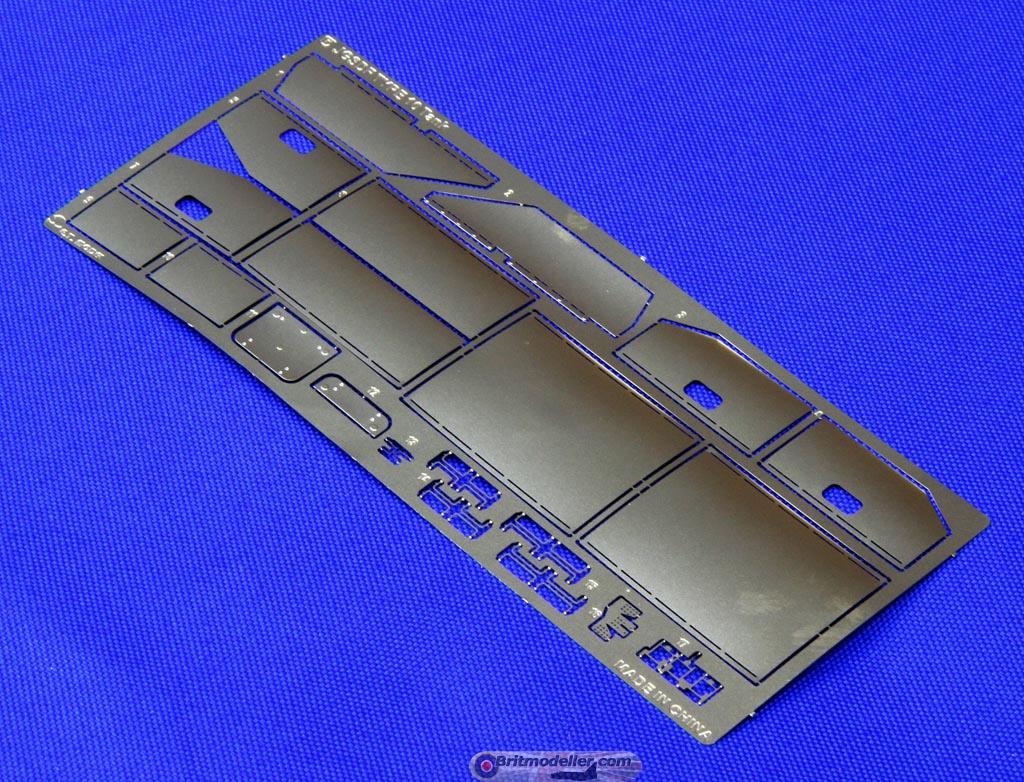 Type 10 Detail Set 1 35 Et Models For Tamiya