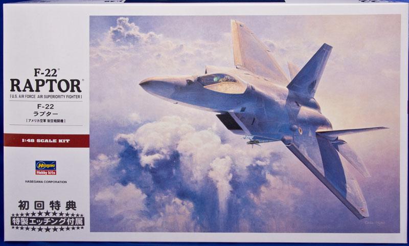 "F-22 ""tout nu"" Boxtop"