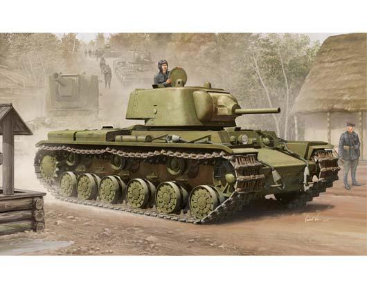 russian kv 1 mod 1939 heavy tank kits. Black Bedroom Furniture Sets. Home Design Ideas