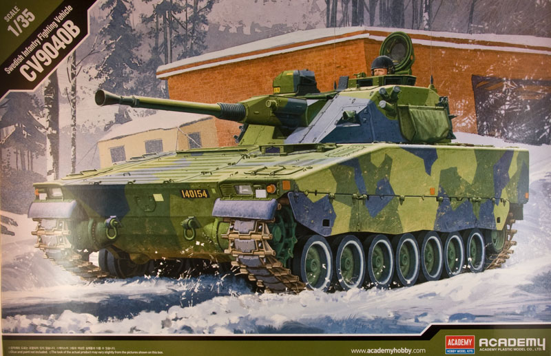 cv9040b swedish infantry fighting vehicle