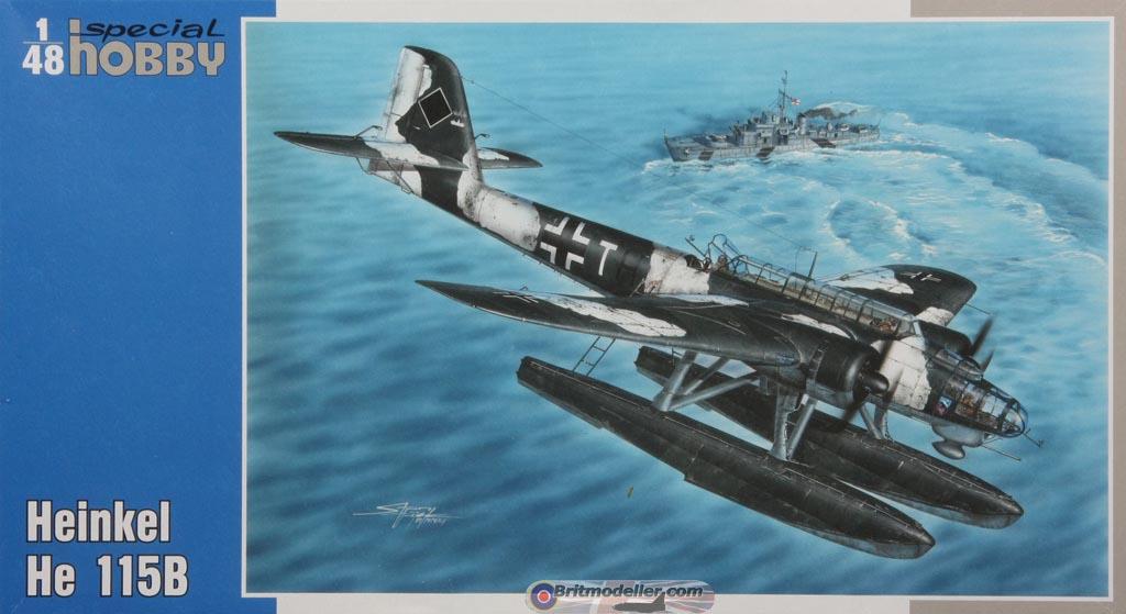 Heinkel He115 B 1 48 Special Hobby Kits