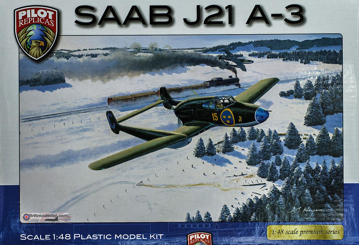 Saab J-21 A-3 1 ...J 21
