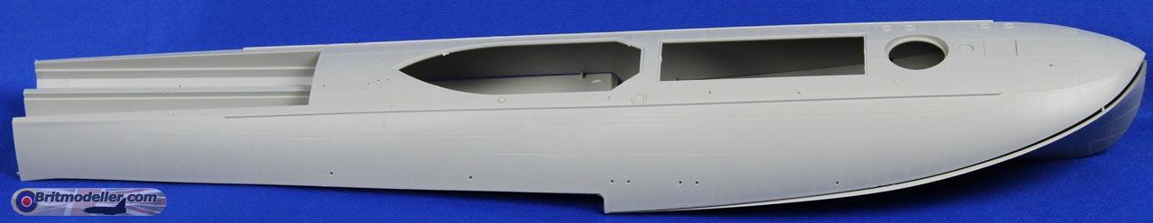 Tupolev G5 Hull1