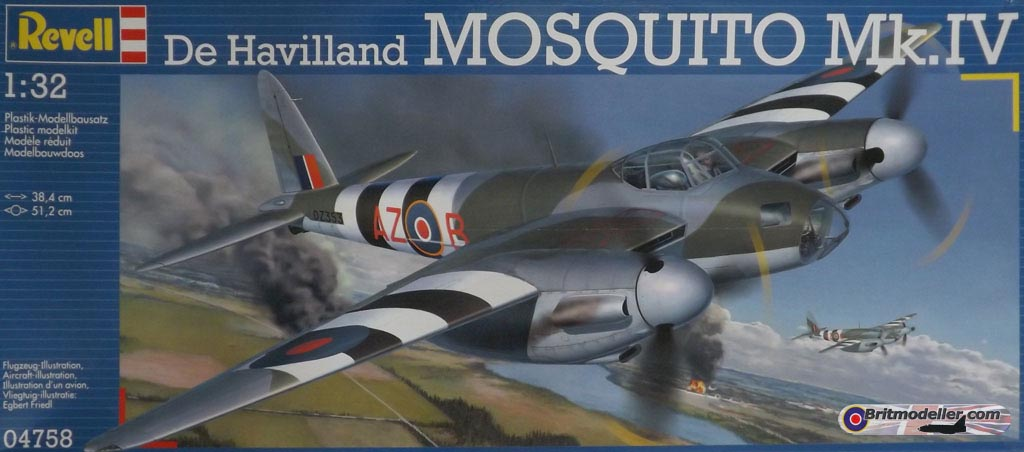 Revell Spitfire Mk Iia 1 72 New Tooling