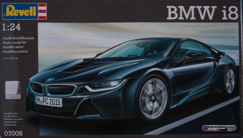Revell 1 24 Bmw I8 Vehicle Reviews Britmodeller Com