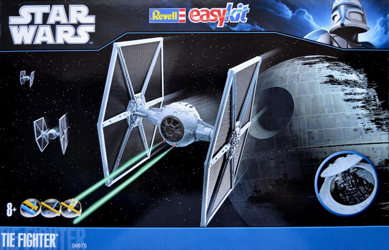 Star Wars TIE Fighter - Sci-fi & Real Space Reviews