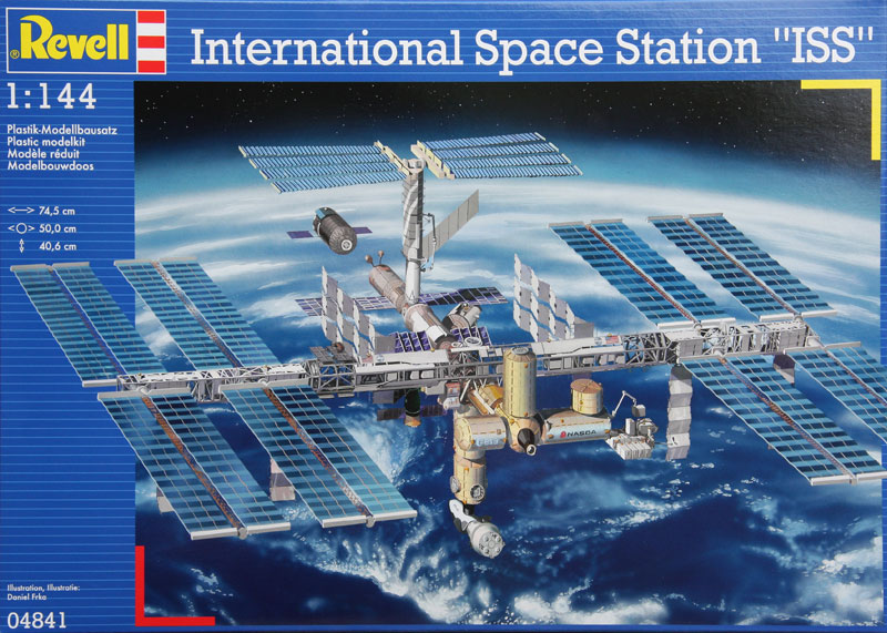 revell space station - photo #12