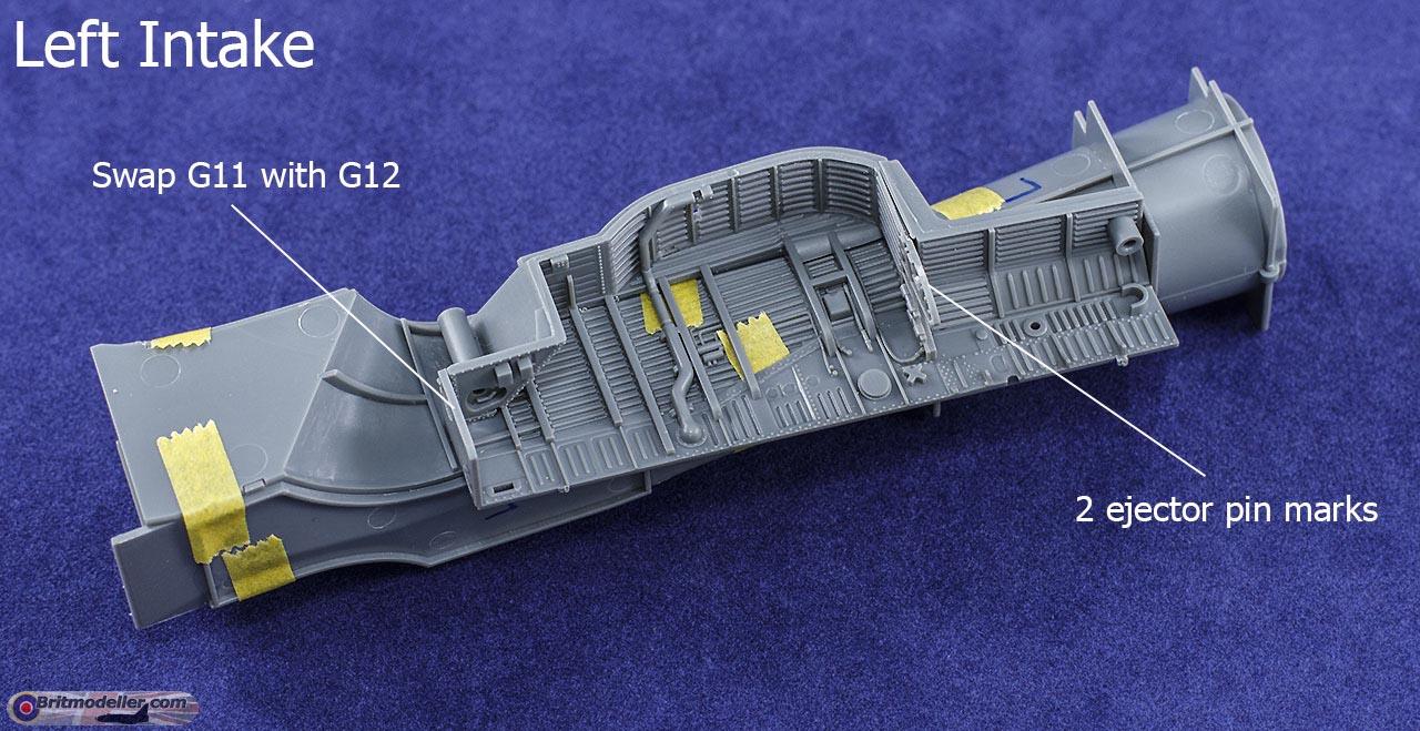Mig 31bm Foxhound 1 48 Build Articles Britmodeller Com