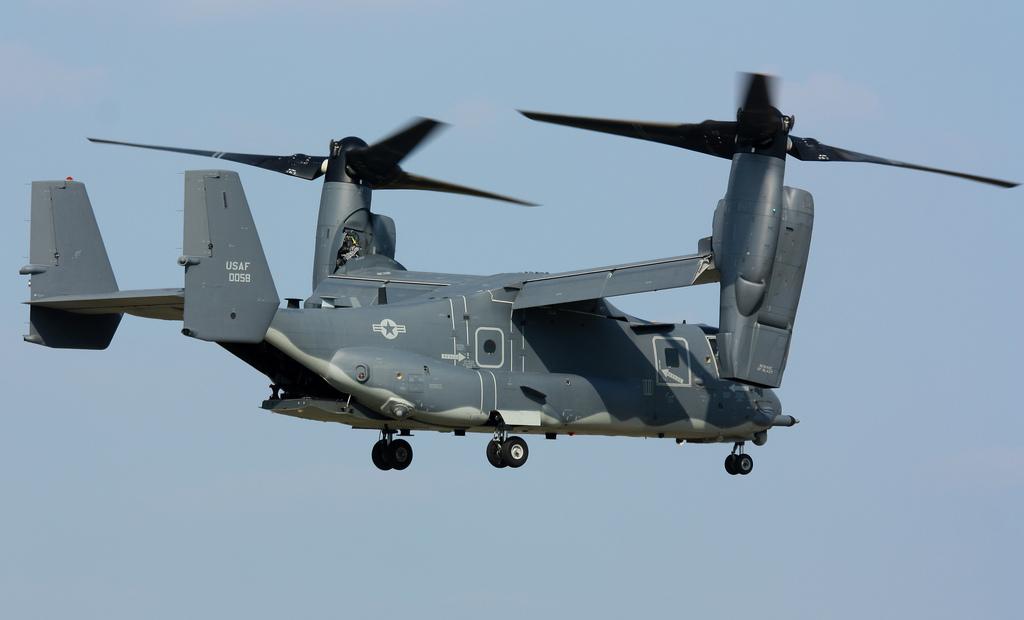 bell boeing cv-22 osprey