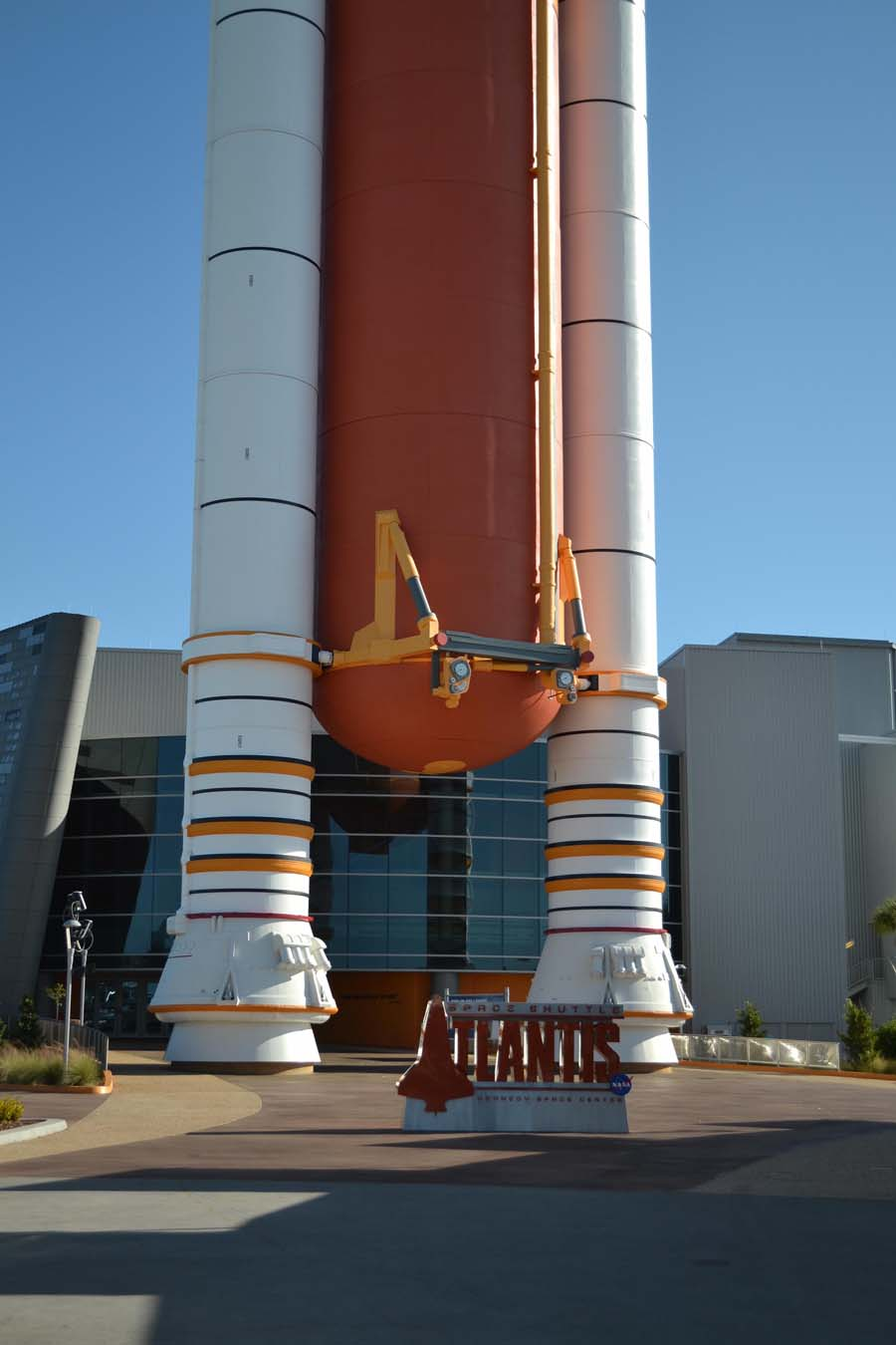 separation of booster rockets and space shuttle external tank - photo #44