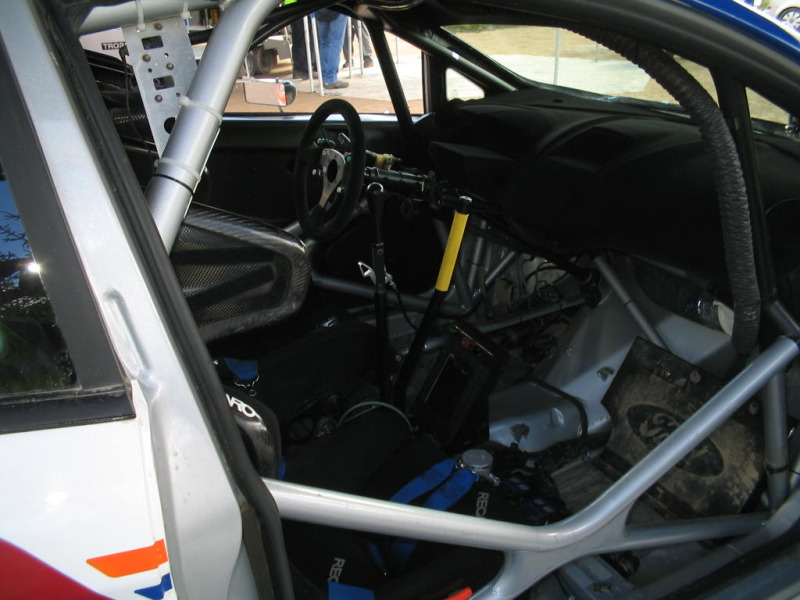 ford fiesta rs wrc interior images galleries with a bite. Black Bedroom Furniture Sets. Home Design Ideas