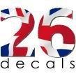 26Decals