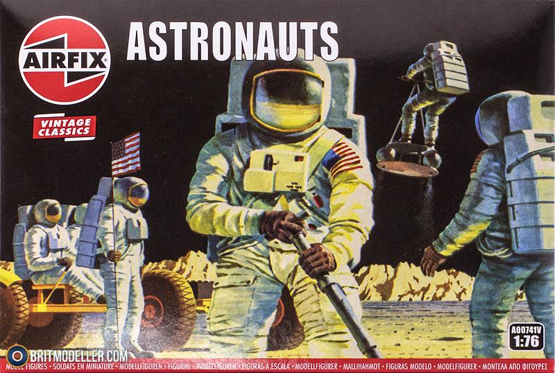 Astronauts (A00741V) 1:76 - Figure Reviews - Britmodeller com