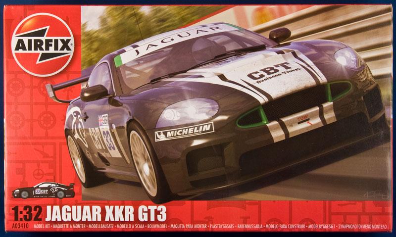 Jaguar XKR GT3 - Vehicle Reviews - Britmodeller.com