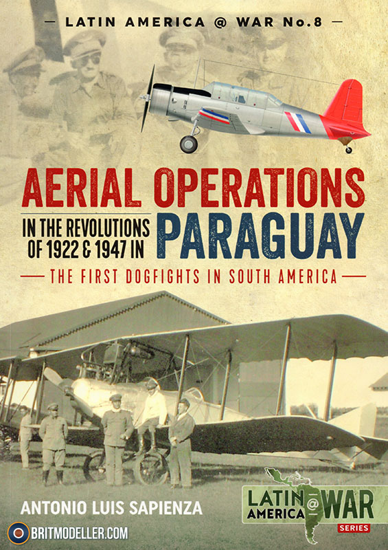 Aerial Operations in Paraguayan Civil Wars - Helion